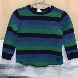 Toddler boy baby gap striped long sleeve